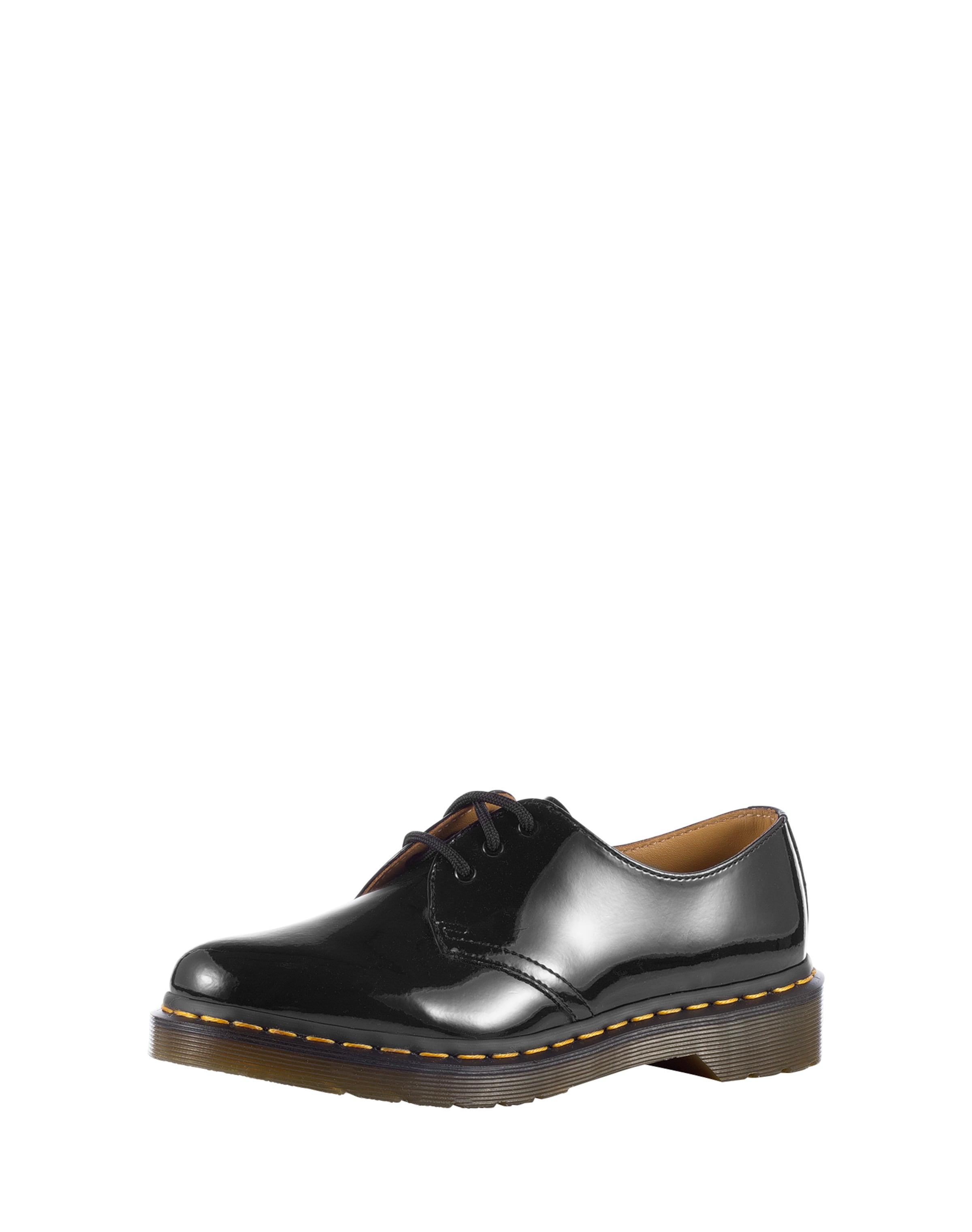 Dr. Martens | Flacher Schnürer '1461 W-3' Schuhe Gut getragene Schuhe