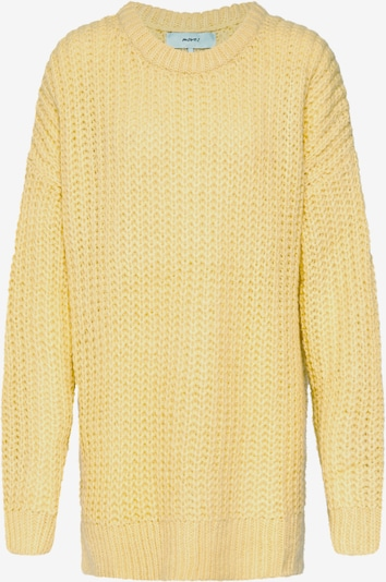 világos sárga Moves Oversize pulóver 'Giannia', Termék nézet