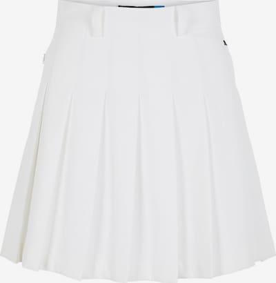 J.Lindeberg Jupe de sport 'Adina' en blanc, Vue avec produit