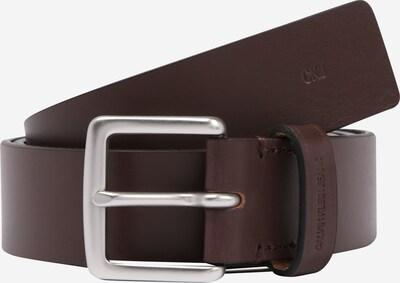 Calvin Klein Jeans Pasek 'CKJ CLASSIC 35MM' w kolorze brązowym: Widok z przodu