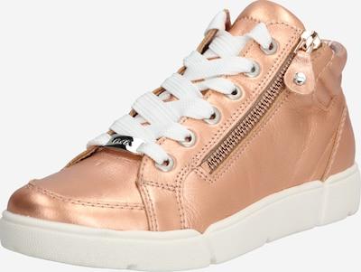 ARA Sneaker 'Gaucho-Soft' in gold / weiß, Produktansicht