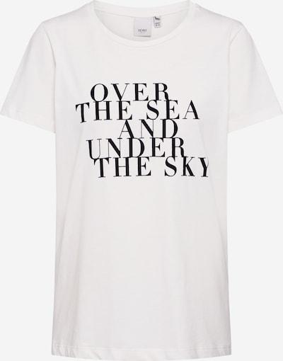 ICHI Shirt 'IHCAMINO' in weiß, Produktansicht