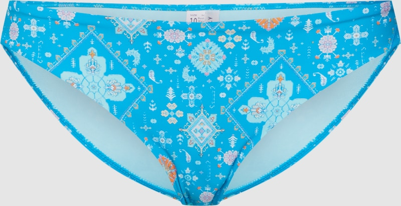 Seafolly Bikinihose 'INKA GYPSY HIPSTER' in himmelblau  Bequem und günstig