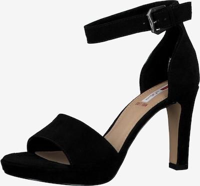 s.Oliver Sandalen in schwarz, Produktansicht