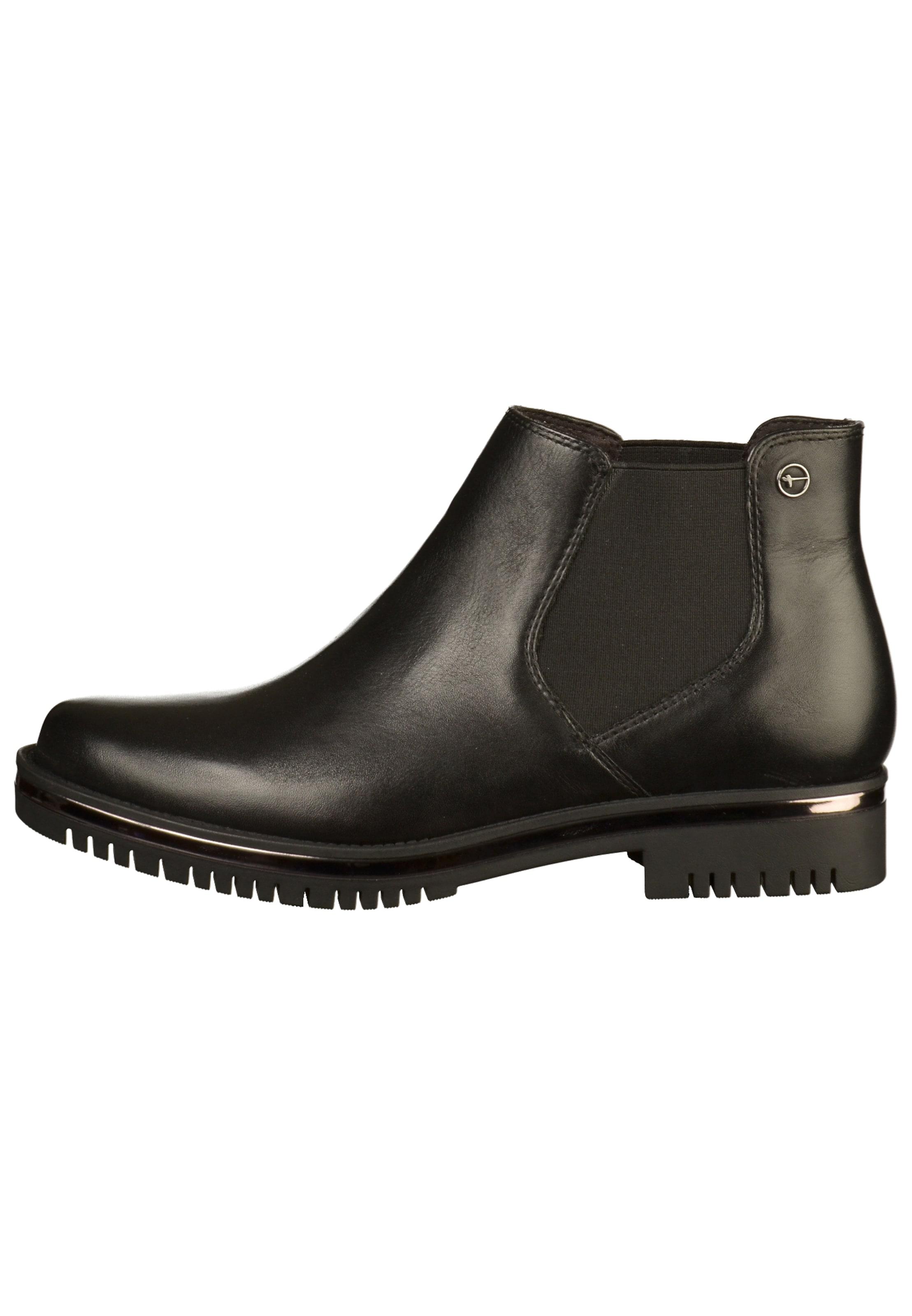 Chelsea Tamaris Tamaris Noir En Chelsea En Boots Boots PkwOX8n0