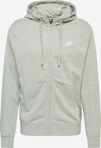 Nike Sportswear Dressipluus, värv hall