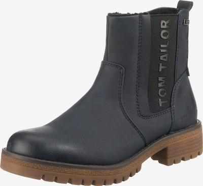 TOM TAILOR Chelsea-Boots in navy, Produktansicht