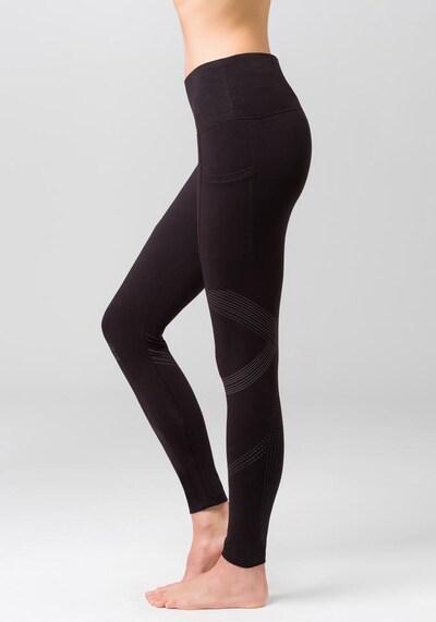 LASCANA ACTIVE Leggings in schwarz, Produktansicht