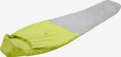 MCKINLEY Kunstfaserschlafsack 'Mu-Schlafsack Trekker Light 10 IDE' in hellgrau / limette, Produktansicht