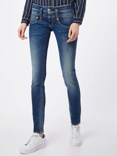 Herrlicher Jeans 'Pitch' in blue denim, Modelansicht