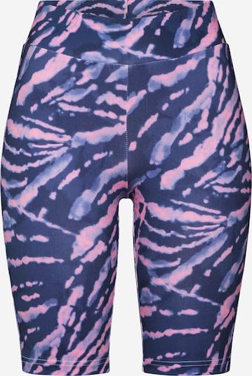 Urban Classics Spodnie sportowe 'Ladies Tie Dye Cycling Shorts' w kolorze fioletowym, Podgląd produktu
