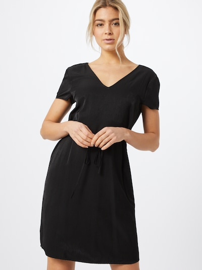 OBJECT Kleid 'EILEEN' in schwarz, Modelansicht