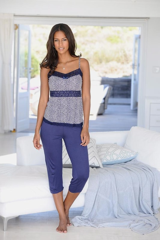 JETTE Capri-Pyjama