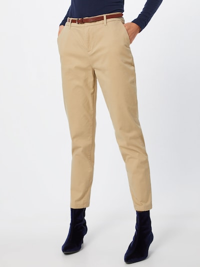 SCOTCH & SODA Chinohose in sand, Modelansicht