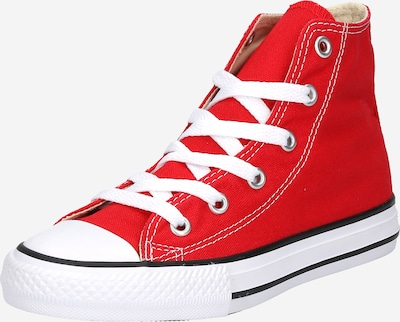 CONVERSE Sneaker 'Chuck Taylor All Star' in rot / weiß, Produktansicht