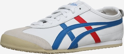 Onitsuka Tiger Sneakers laag 'MEXICO 66' in de kleur Blauw / Rood / Wit, Productweergave