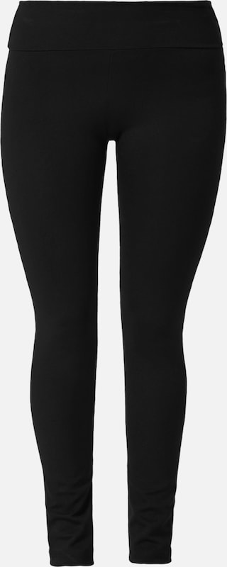 TRIANGLE Leggings Leggings Leggings in schwarz  Mode neue Kleidung b8728f