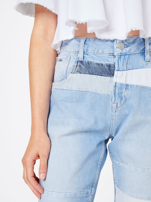 Pepe Jeans 7/8-Jeans 'LAYERCAKE'