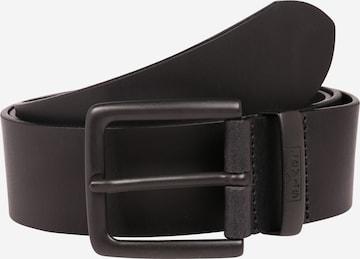 LEVI'S Belte 'ALBERT' i svart