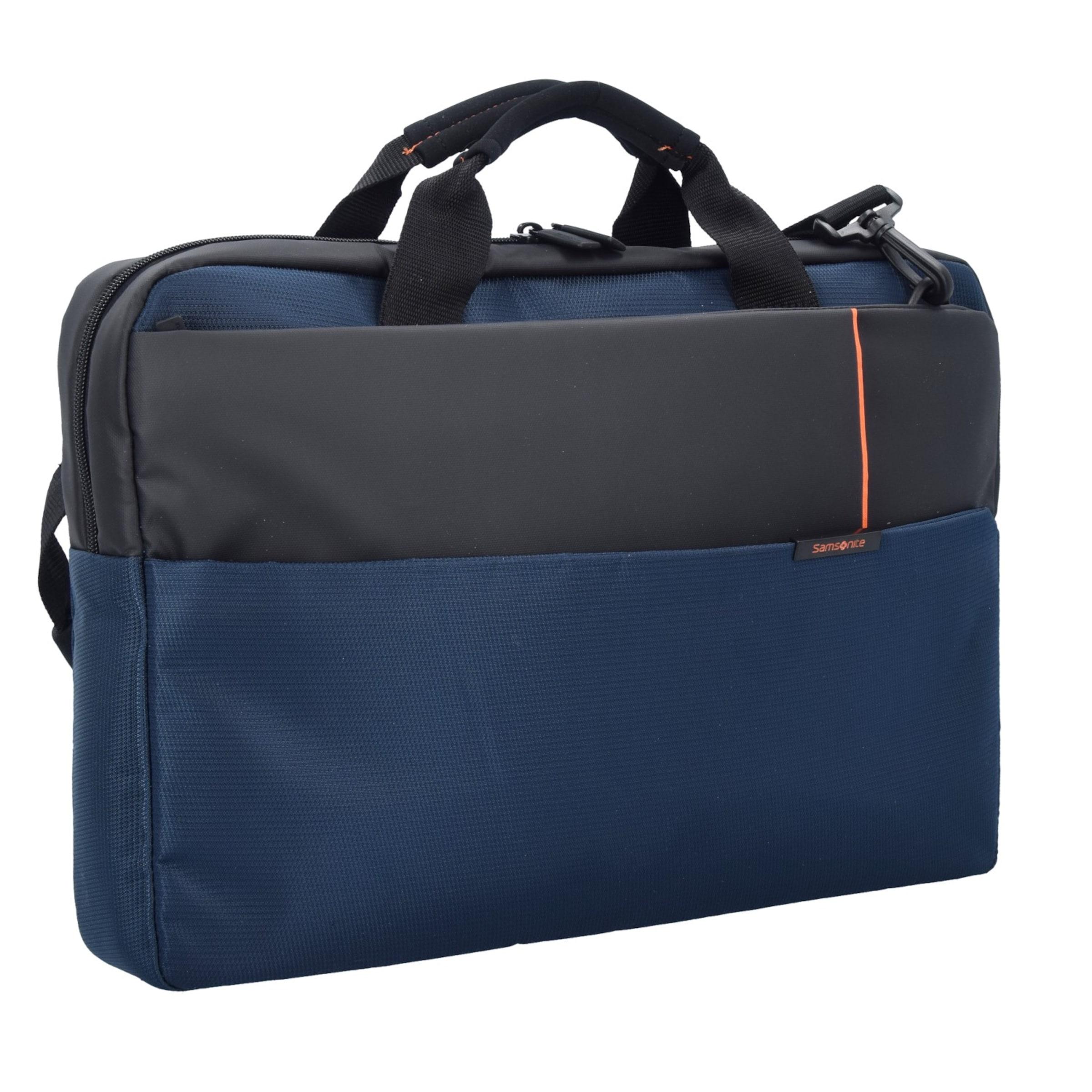 SAMSONITE Qibyte Businesstasche 44 cm Laptopfach Verkauf Online-Shopping Rabatt Günstigsten Preis Neue Stile Verkauf Bestseller z9r05NXsp