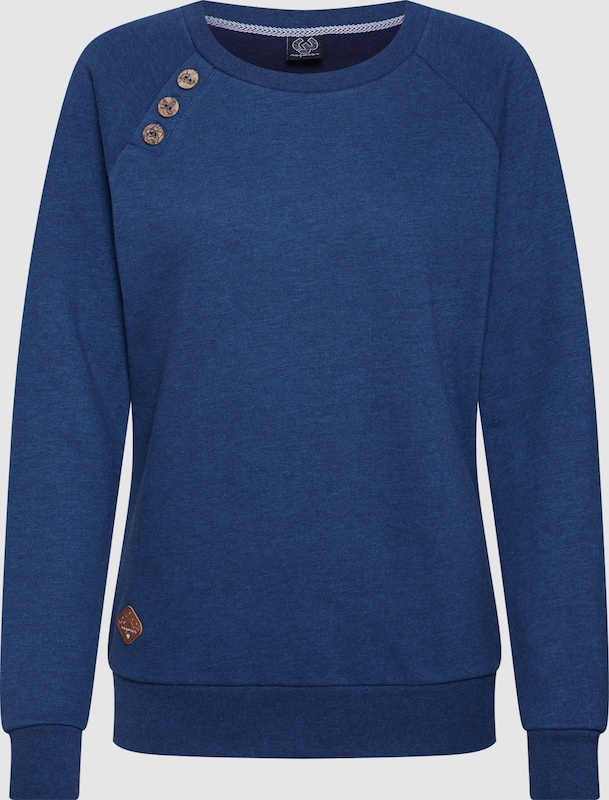 ragwear sweatshirt jacke nicki