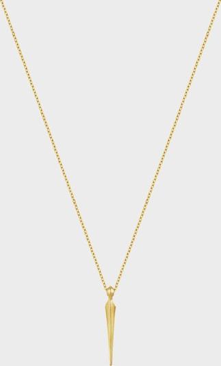 ID Fine Halskette in gold, Produktansicht