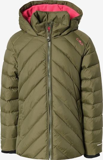 CMP Winterjacke in khaki, Produktansicht