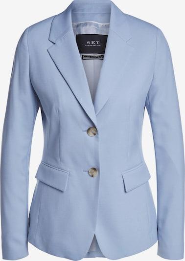 SET Blazer in hellblau, Produktansicht