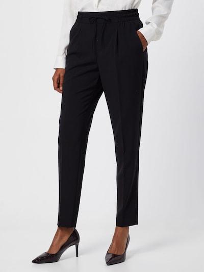 Pantaloni eleganți 'FQLIZY-PA' Freequent pe negru, Vizualizare model