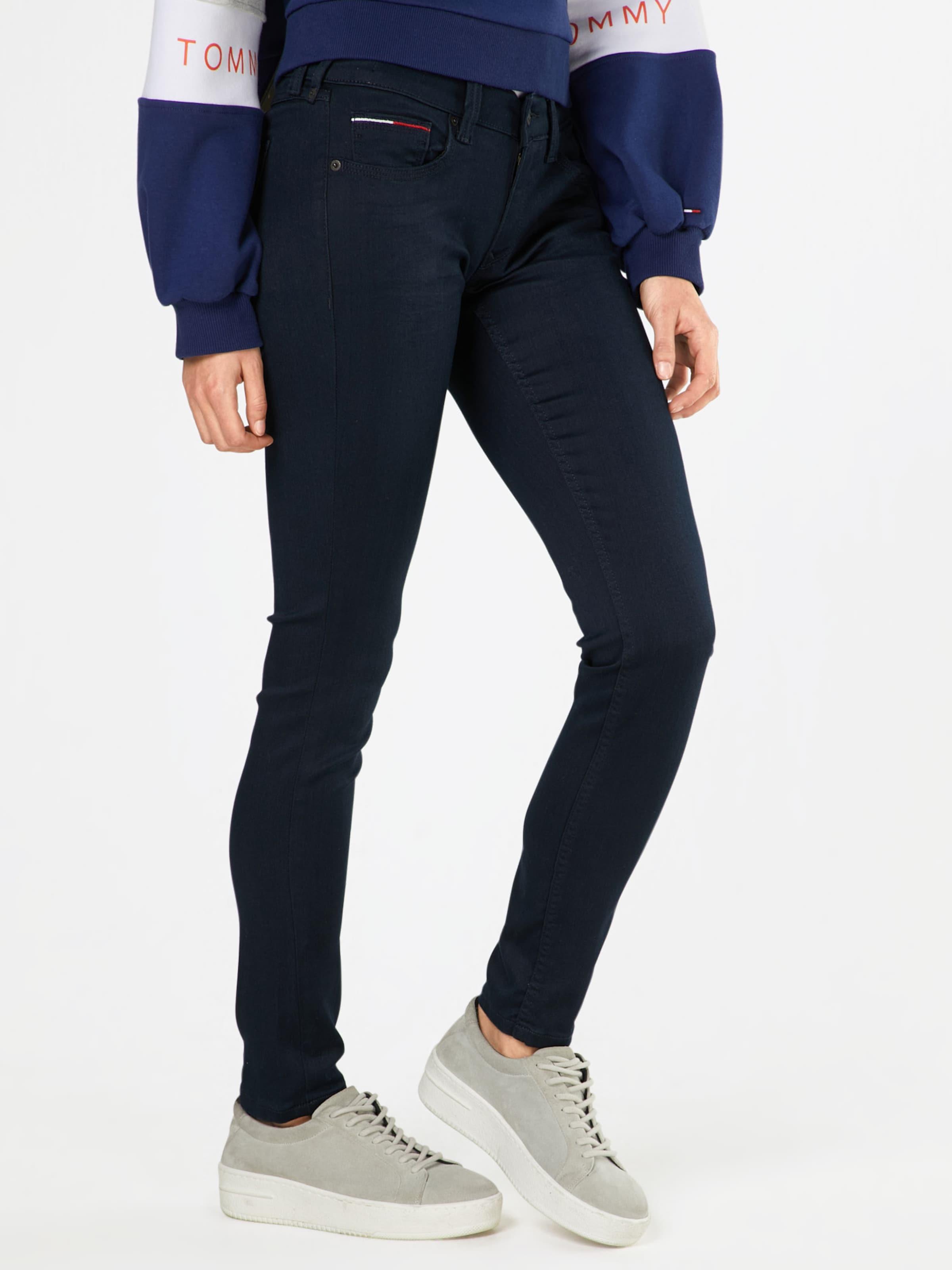 'sophie Tommy Jeans Scst' Skinny In Dunkelblau R54LAj
