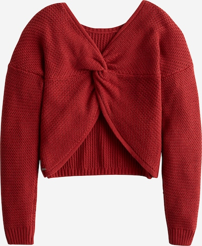 HOLLISTER Pullover in rostrot, Produktansicht