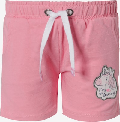 SALT AND PEPPER Shorts , Organic Cotton in pink: Frontalansicht