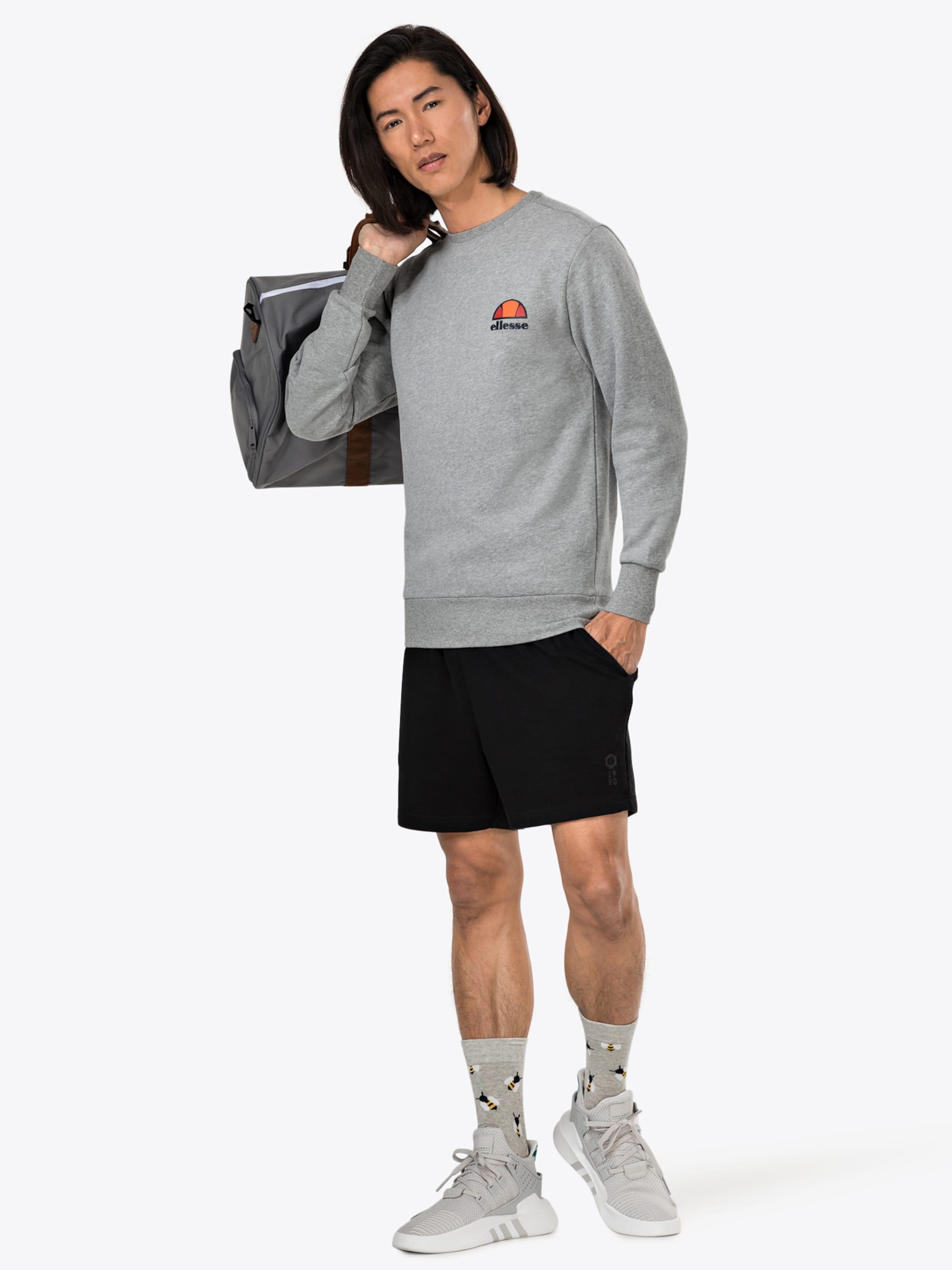 Ellesse Sweatshirt Ellesse In 'diveria' Ellesse 'diveria' Sweatshirt Graumeliert Sweatshirt In 'diveria' Graumeliert Nym8n0wOv