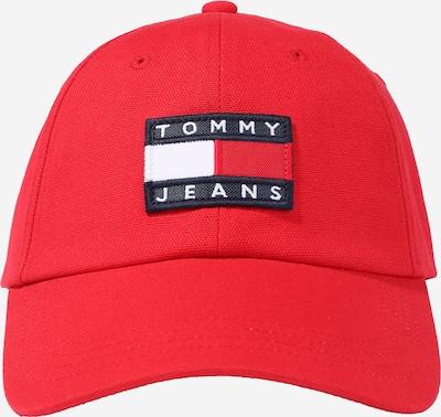 Tommy Jeans Strapback 'Heritage' in rot / weiß, Produktansicht