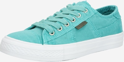 Sneaker low Dockers by Gerli pe turcoaz, Vizualizare produs