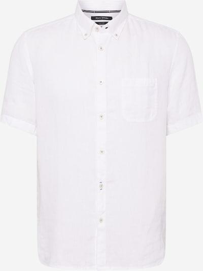 Marc O'Polo Chemise en blanc, Vue avec produit