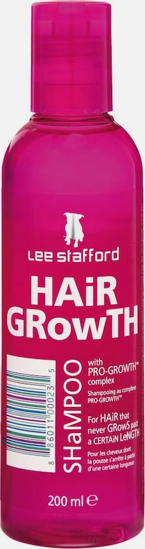 Lee Stafford Haarshampoo 'Hair Growth' in cyclam / weiß, Produktansicht