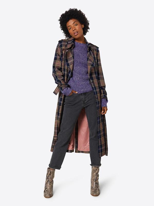 over Pepe Pull Jeans En Violet 'brunas' Ok8XnP0w