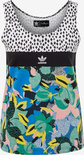 ADIDAS ORIGINALS Top in mischfarben, Produktansicht