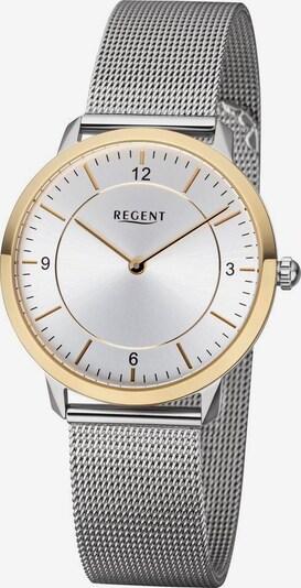 REGENT Uhr 'BA-523' in gold / silber, Produktansicht