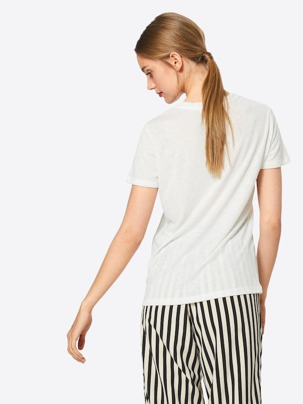 In 'janet' En Soaked Luxury shirt T Blanc zMGUVSpq