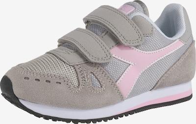 Diadora Sneaker in grau / rosa, Produktansicht