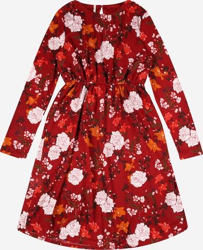 KIDS ONLY Kleid 'PELLA' in mischfarben / karminrot, Produktansicht