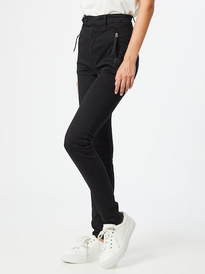 G-Star RAW Jeans in de kleur Zwart, Modelweergave