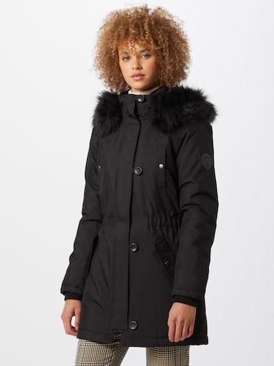 ONLY Zimska jakna 'IRIS' | črna barva, Prikaz modela