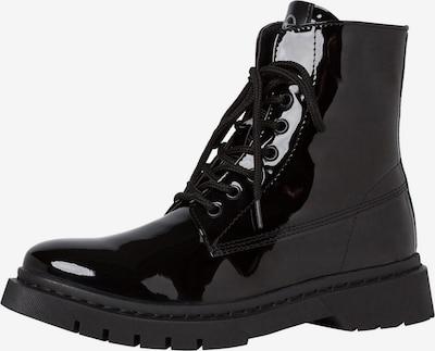 TAMARIS Lace-up bootie in black, Item view