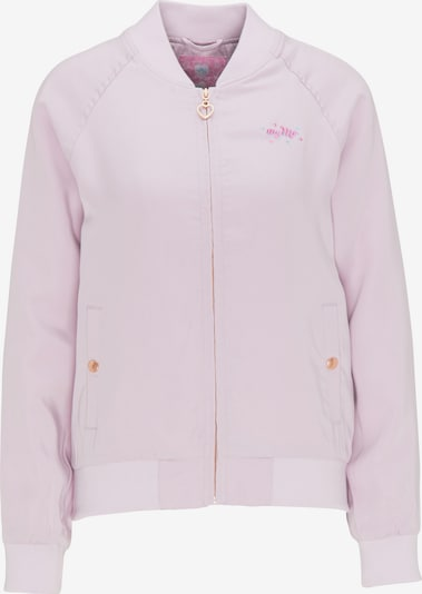 Geacă de primăvară-toamnă MYMO pe roz pastel, Vizualizare produs
