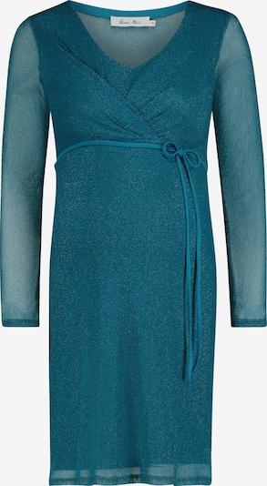 QUEEN MUM Kleid in blau: Frontalansicht