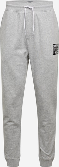 Tommy Jeans Sweathose ' Logo ' in graumeliert, Produktansicht