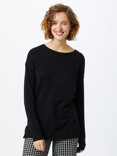 VILA Sweater 'Ril' in black, View model